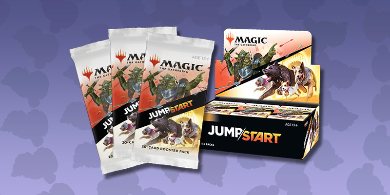 Magic Announces Jumpstart - A Fusing of Contructed and Limited. Coming to Shelves and Arena This Year