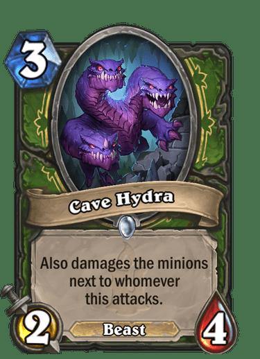 Cave Hydra Card Image