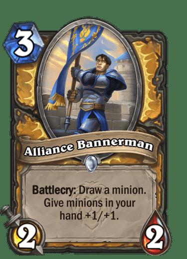 Alliance Bannerman Card Image