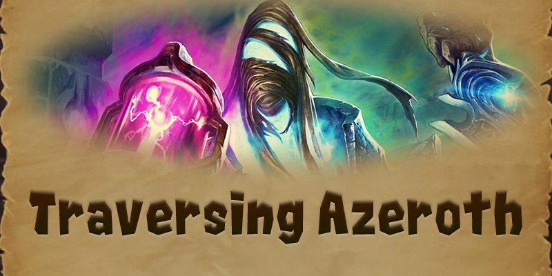 Traversing Azeroth - The History of the Mysterious Ethereals
