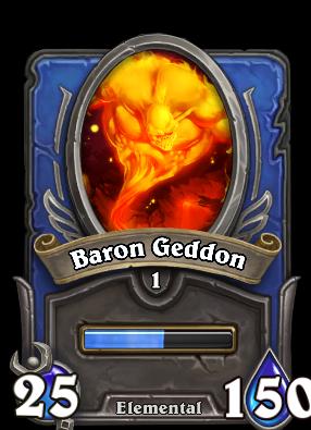 Baron Geddon Card Image