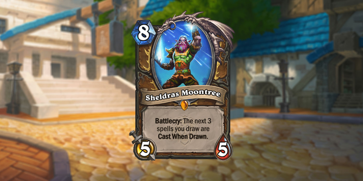 New Druid Legendary Revealed for United in Stormwind by Kripparrian - Sheldras Moontree