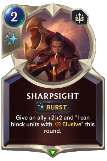 Sharpsight Card Image