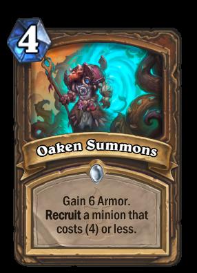 Oaken Summons Card Image