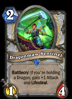 Dragonmaw Sentinel Card Image