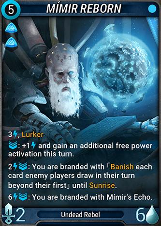 Mímir Reborn Card Image
