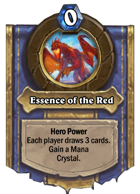 Essence of the Red Card Image