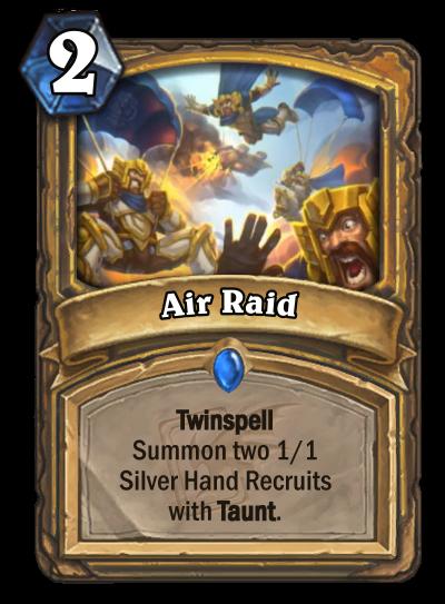 Air Raid Card Image