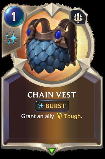 Chain Vest Card Image