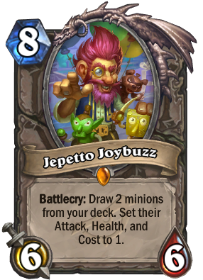 Jepetto Joybuzz Card Image
