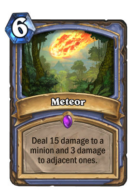Meteor Card Image