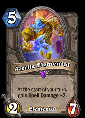 Azerite Elemental Card Image