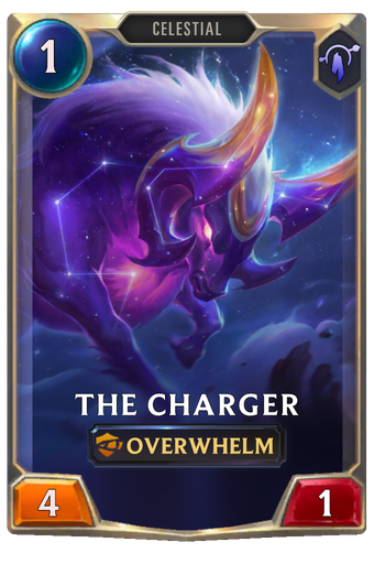 The Charger Card Image