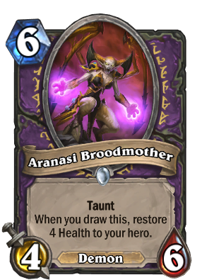 Aranasi Broodmother Card Image