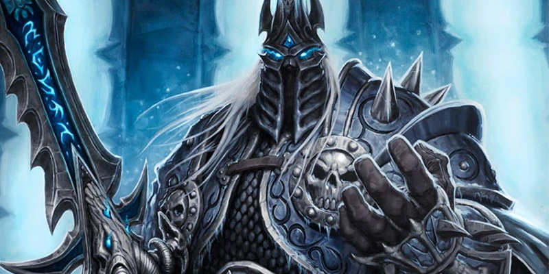 The Lich King is Being Disabled in Hearthstone's Battlegrounds Until the Next Major Patch