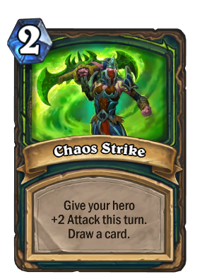 Chaos Strike Card Image