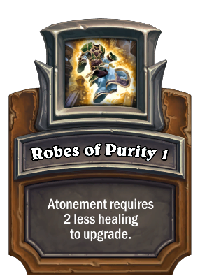 Robes of Purity 1 Card Image