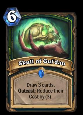 Skull of Gul'dan Card Image