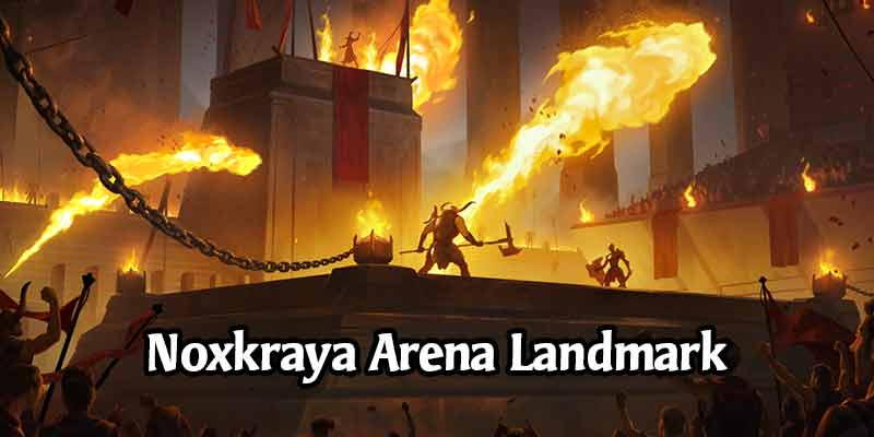 Noxkraya Arena, a New Landmark, Has Been Revealed for Runeterra's Monuments of Power Expansion (7 New Cards)