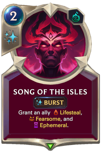 Song of the Isles Card Image
