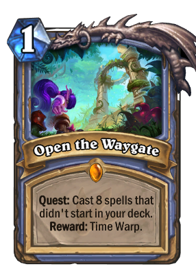 Open the Waygate Card Image