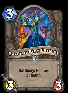 (3) Earthen Ring Farseer