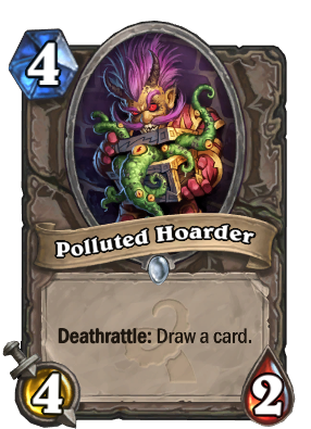 Polluted Hoarder Card Image