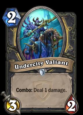 Undercity Valiant Card Image