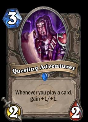 Questing Adventurer Card Image