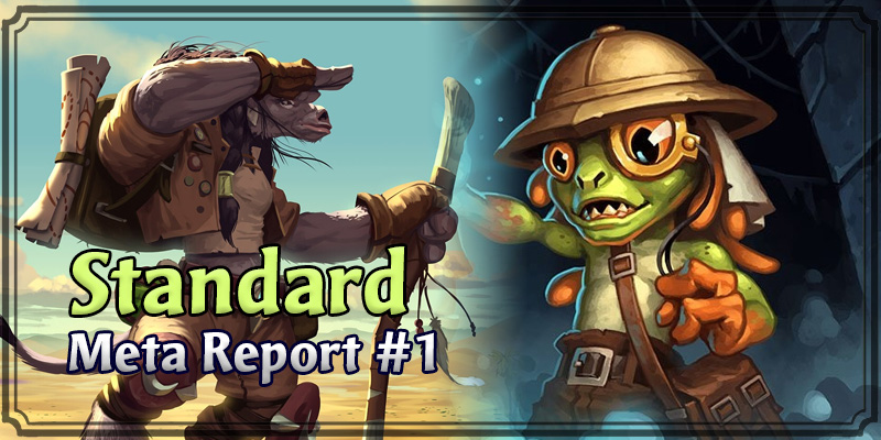 Standard Meta Report #1 - August 11, 2019 - August 18, 2019