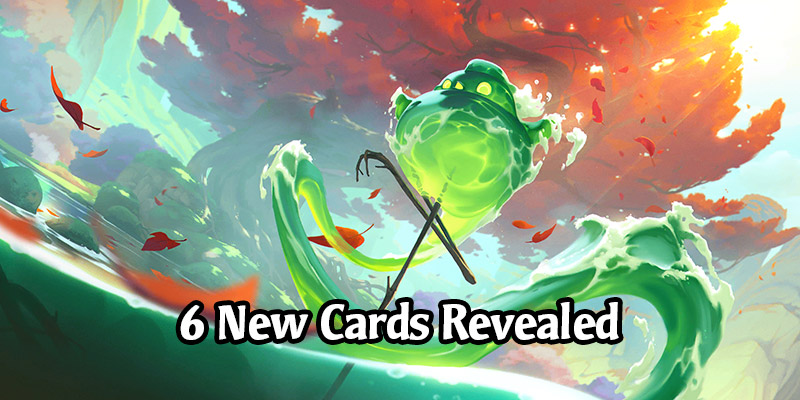 6 New Cards for Runeterra's Guardians of the Ancient Expansion Revealed!