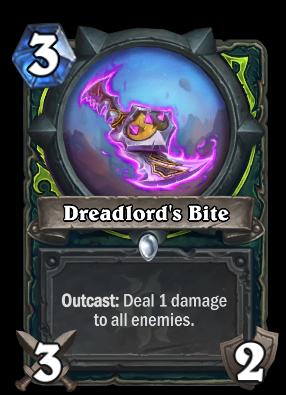 Dreadlord's Bite Card Image