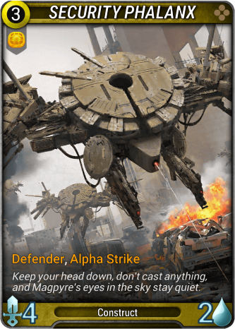 Security Phalanx Card Image