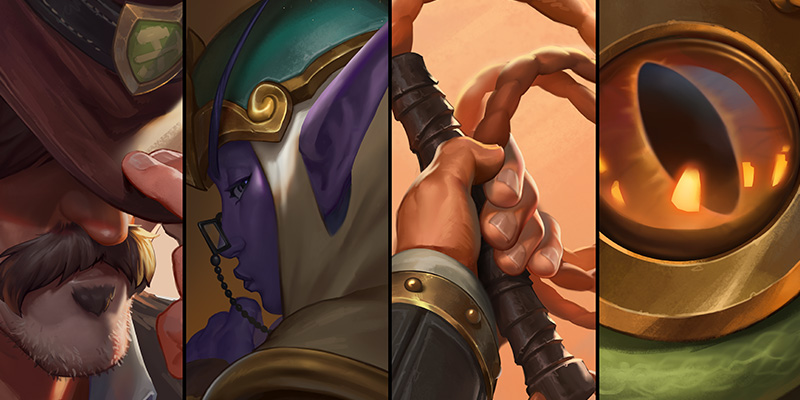 The Four Legendary Explorers of Saviors of Uldum Have Been Revealed!
