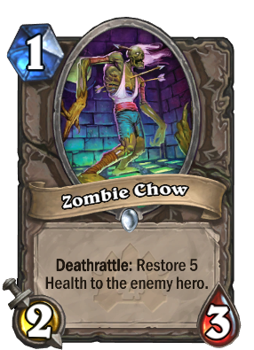 Zombie Chow Card Image