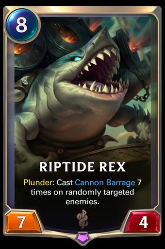 Riptide Rex Card Image