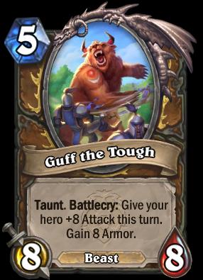 Guff the Tough Card Image