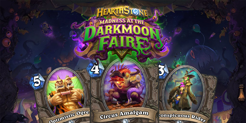 Our Thoughts on Hearthstone's Madness at the Darkmoon Faire Neutral Cards (Part 2)