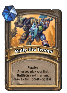 Rally the Troops Card Image