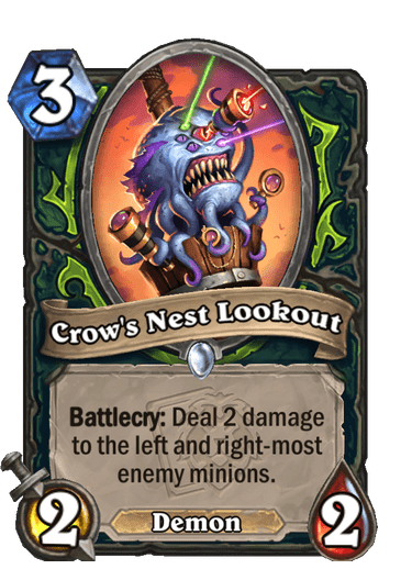 Crow's Nest Lookout Card Image