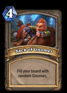 Sack of Gnomes Card Image