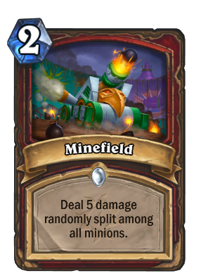 Minefield Card Image