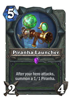 Piranha Launcher Card Image