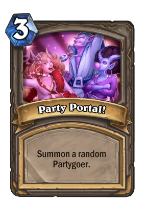 Party Portal! Card Image