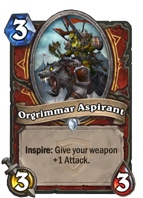Orgrimmar Aspirant Card Image