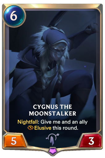 Cygnus the Moonstalker Card Image