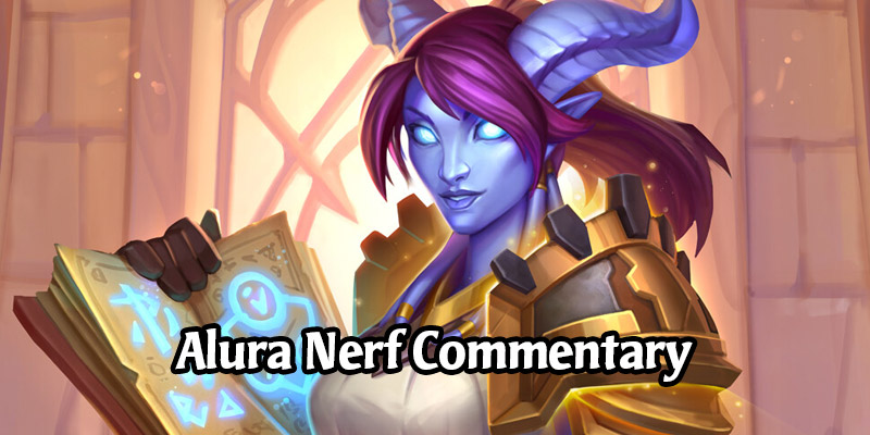 High Abbess Alura Is Being Nerfed - Here Are Our Thoughts on The Change to Our Priest and Paladin Friend