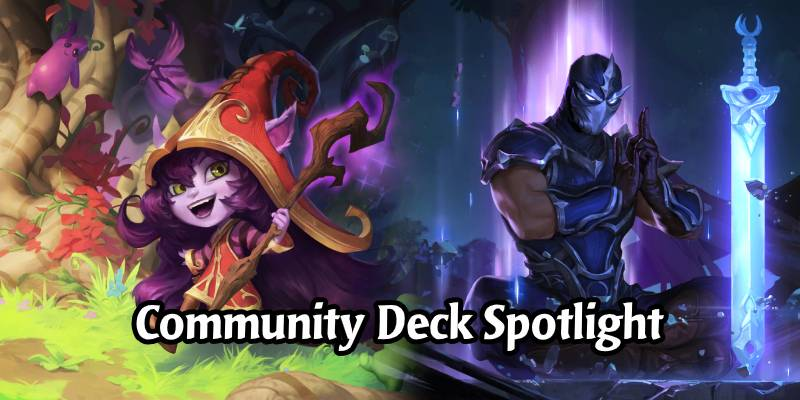 Outstanding Legends of Runeterra Community Decks From January