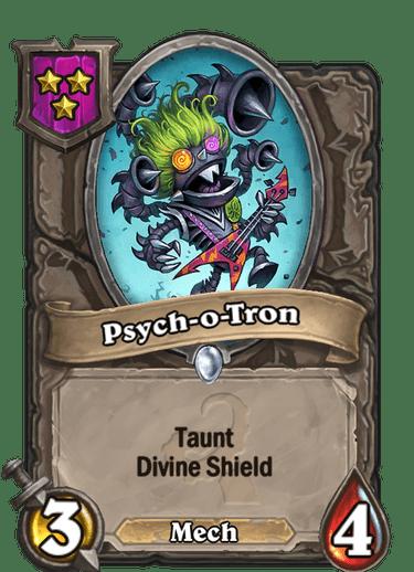 Psych-o-Tron Card Image