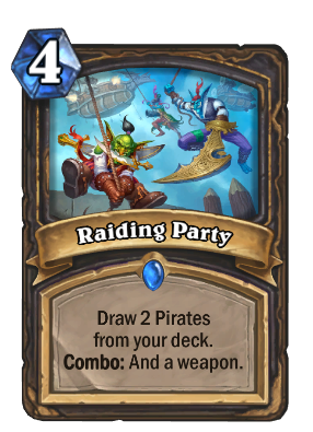 Raiding Party Card Image